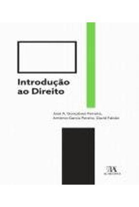 Introdução Ao Direito - António Garcia Pereira,David Falcão pdf epub