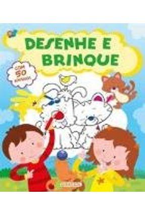 Desenhe E Brinque - equipe Caramel Alves,Monica Fleisher pdf epub