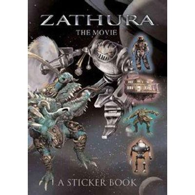 Zathura the Movie - Sticker Book