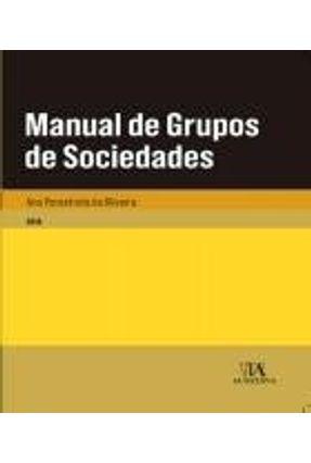 Manual De Grupos De Sociedades - Ana Perestrelo de Oliveira pdf epub
