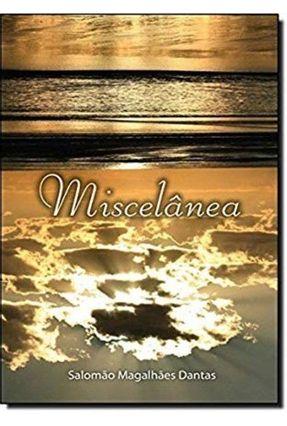 Miscelânia - Magalhães Dantas,Salomão   Tagrny.org