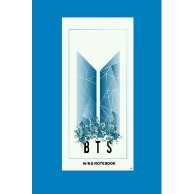 BTS Wing Notebook
