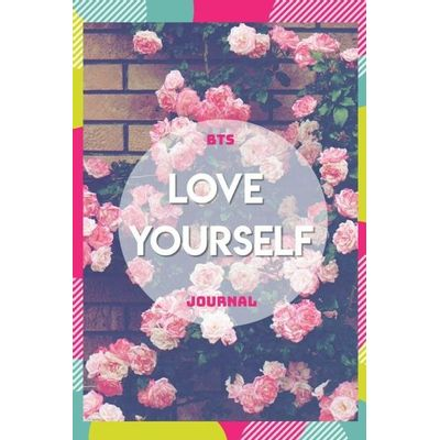 BTS Love Yourself Journal