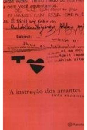 A Instrução dos Amantes - Pedrosa,Inês Pedrosa,Inês | Hoshan.org