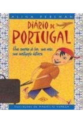 Diário de Portugal - 2ª Ed. 2015 - Perlman,Alina | Tagrny.org