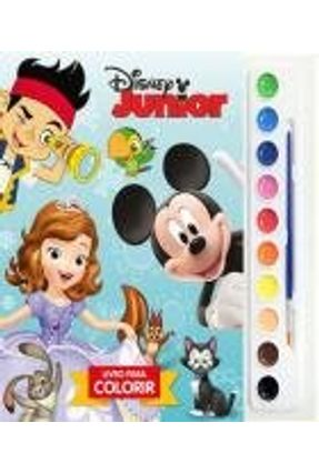 Disney - Aquarela - Disney Junior - Disney Disney pdf epub