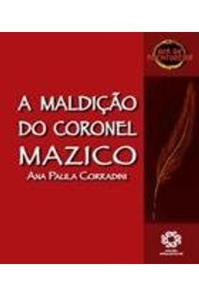 Dia De Aventureiro - A Maldição do Coronel Mazico - Corradini,Ana Paula | Nisrs.org