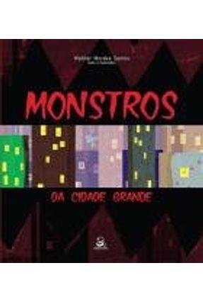 Monstros da Cidade Grande - Santos,Walther Moreira   Tagrny.org