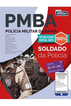 Soldado Da Polícia Militar Da Bahia - PM BA - Polícia Militar Da Bahia - Alfacon pdf epub