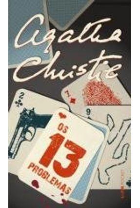 Os Treze Problemas - Col. L&pm Pocket - Christie,Agatha   Hoshan.org