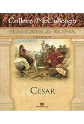 Senhores de Roma - Livro V - César - Mccullough,Colleen pdf epub