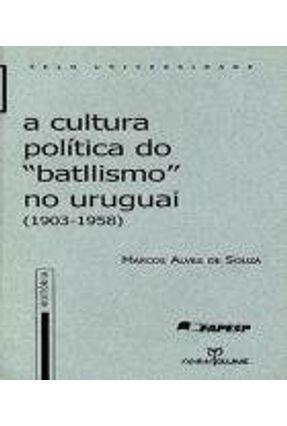 A Cultura Política do