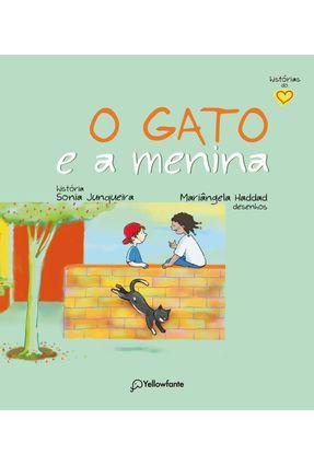 O Gato E A Menina - Junqueira,Sonia | Hoshan.org