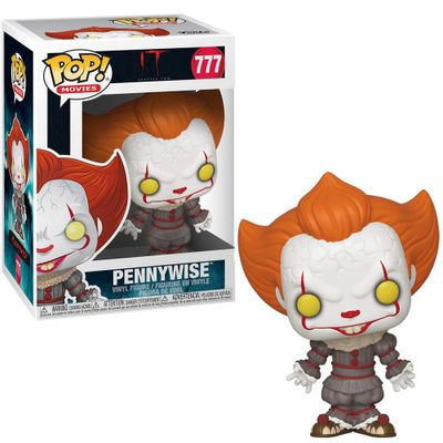 Funko Pop IT Capitulo 2 Pennywise braços aberto 777