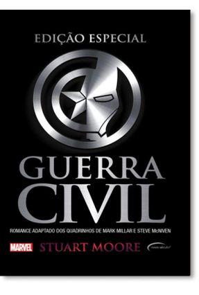 Guerra Civil - Edição Especial - Moore,Stuart   Hoshan.org