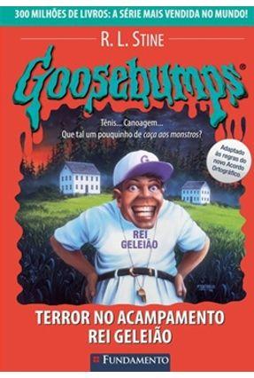 Goosebumps 24 - Terror No Acampamento Rei Geleião - Stine,R. L. pdf epub