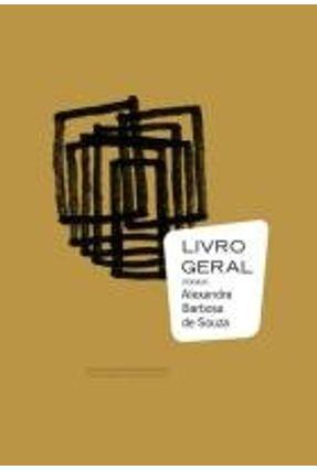 Livro Geral - Poemas - Souza,Alexandre Barbosa de pdf epub