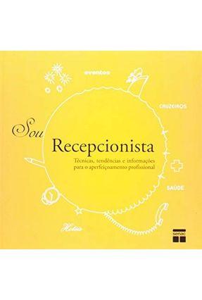 Sou Recepcionista - Editora Senac | Tagrny.org