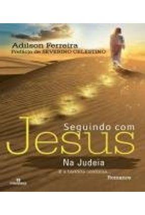Seguindo Com Jesus na Judeia - Ferreira ,Adilson Ferreira ,Adilson | Hoshan.org