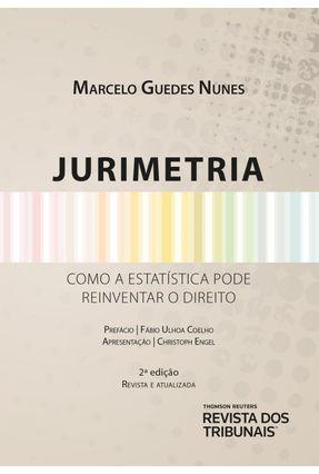 Jurimetria - Nunes,Marcelo Guedes | Tagrny.org