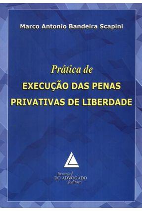 Prática de Execução Das Penas Privativas de Liberdade - Bandeira,Marcos Antonio S. pdf epub