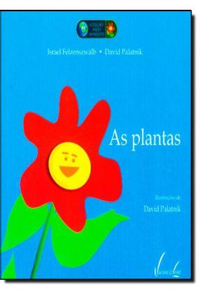 As Plantas - Col. Meio Ambiente - Felzenszwalb,Israel Palatnik,David   Nisrs.org