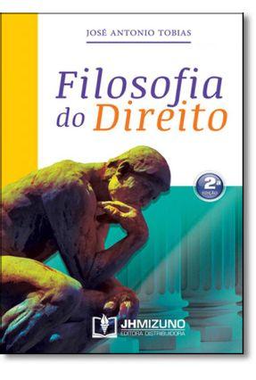 Filosofia do Direito - 2ª Ed. 2016 - Tobias,José Antonio | Hoshan.org