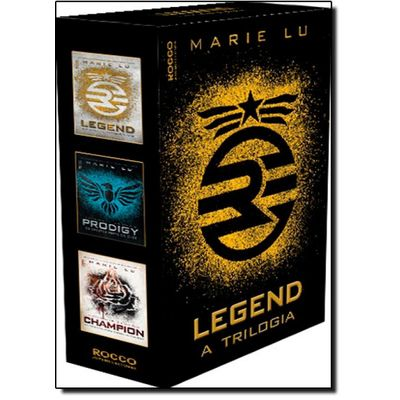 Box - Legend - A Trilogia