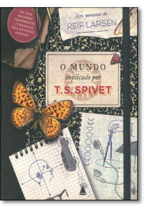 O Mundo Explicado Por T.s. Spivet - Larsen,Reif pdf epub