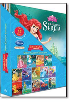 Kit Cantinho da Leitura - Clássicos Ilustrados Disney - Disney Disney | Hoshan.org