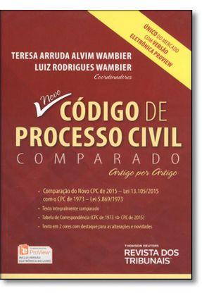 Código de Processo Civil Comparado 2015 - Wambier,Luiz Rodrigues Wambier,Tereza Arruda Alvim | Hoshan.org