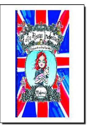 As Rosas Inglesas - Vol. 5 -tristezas de Uma Irmã Mais Velha - Madonna pdf epub