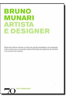 Artista e Designer - Bruno Munari   Tagrny.org