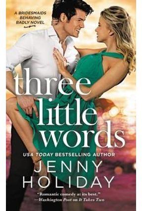 Three Little Words - Holiday,Jenny | Hoshan.org