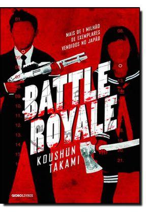 Battle Royale - Takami,Koushun | Hoshan.org