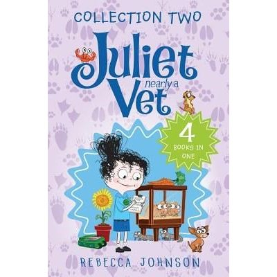 Juliet, Nearly A Vet: Collection Two - 4 Books In One