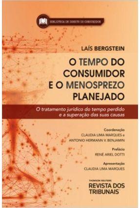 O Tempo do Consumidor e O Menosprezo Planejado - Bergstein,Laís pdf epub