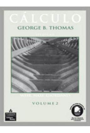 Cálculo - Vol. 2 - Thomas,George B. pdf epub