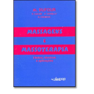Massagens e Massoterapia