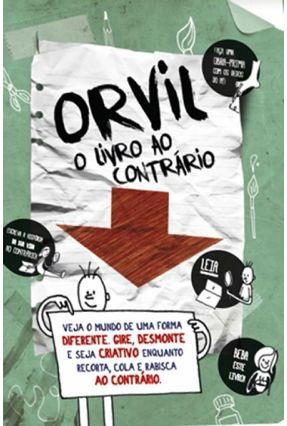 Livro Ao Contrário - Ciranda Cultural | Tagrny.org