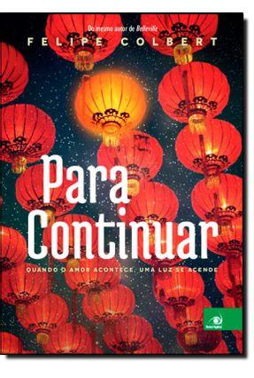 Para Continuar - Colbert,Felipe pdf epub