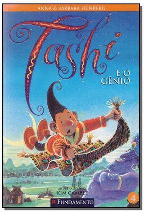 Tashi e o Gênio - Fienberg,Barbara   Hoshan.org