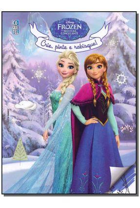 Frozen Crie, Pinte e Rabisque - Equipe Coquetel   Nisrs.org