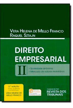 Direito Empresarial II - Franco,Vera Helena de Mello pdf epub