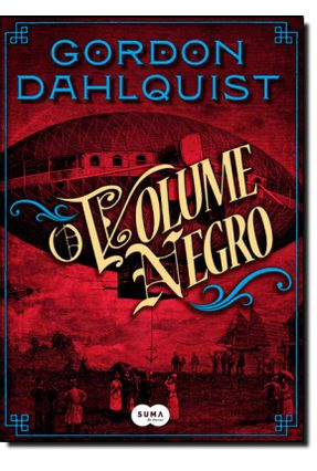 O Volume Negro - Dahlquist,Gordon pdf epub