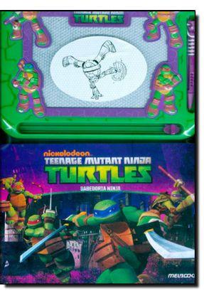 Tartarugas Mutantes Ninja - Sabedoria Ninja - Nickelodeon | Nisrs.org