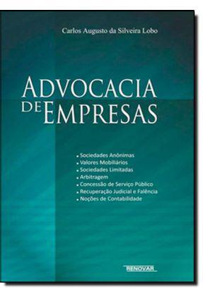 Advocacia de Empresas - Lobo,Carlos Augusto da S. | Hoshan.org