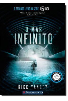 A 5ª Onda - Vol. 2 - o Mar Infinito - Yancey,Rick Yancey,Rick pdf epub