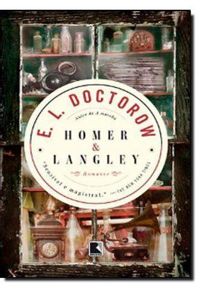 Homer & Langley - Doctorow,E. L. pdf epub