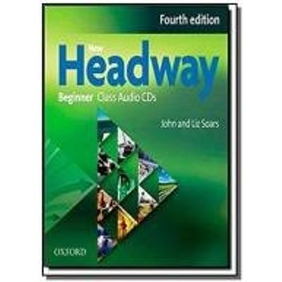 New Headway - Beginner - Class CD - 4 Ed.